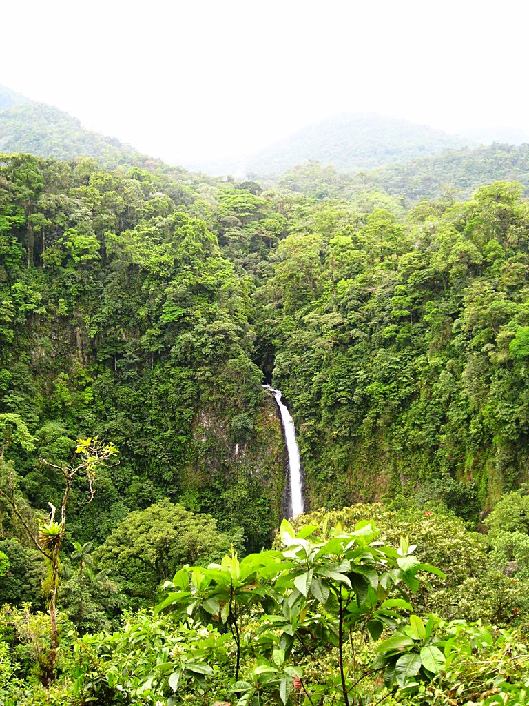 La Fortuna Waterfall, Arenal, Costa Rica