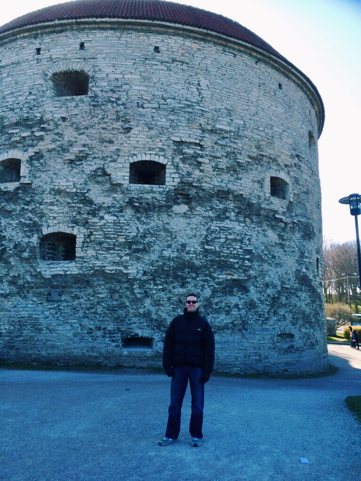 Fat Margaret's Tower (Paks Margareeta), Tallinn, Estonia
