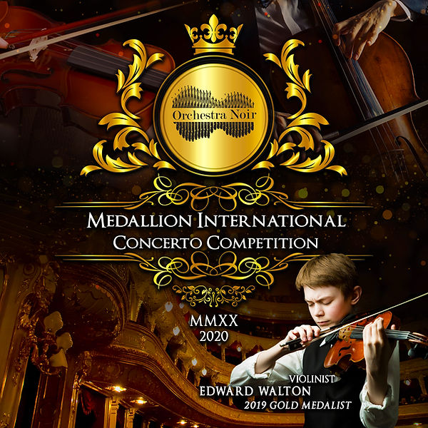 medallion international concerto competi