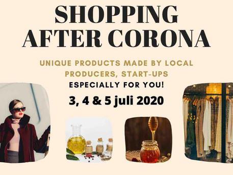 Shopping After Corona - Persbericht