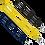 "Thumbnail: AAEM 3/4"" Polyester Lanyard w/Sewn Silver Snap Hook"
