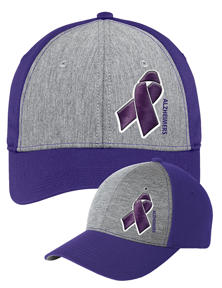 SPORT TEK -  End Alzheimers Adjustable Hat