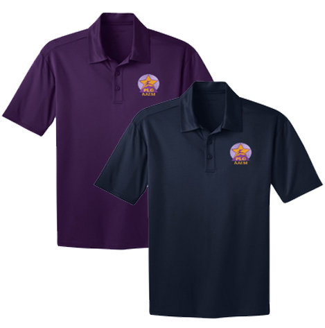 AAEM Dri Fit Polo K-5