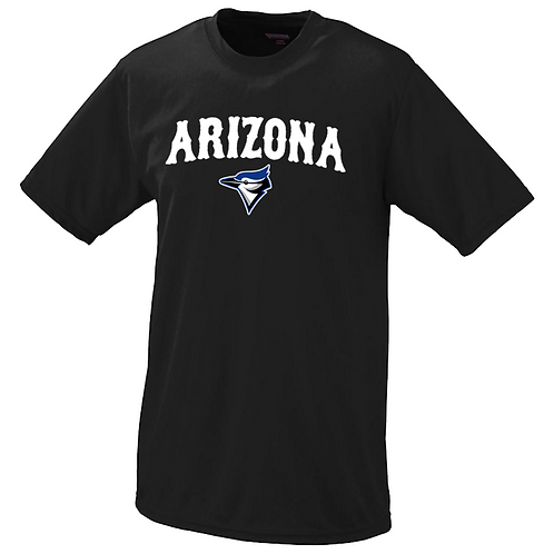 AZ BIRD LOGO - Youth Dri fit T-shirt (791-12)
