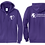 Thumbnail: COMPASSION Zippered Hoodie - 2 colors (PC78ZH)
