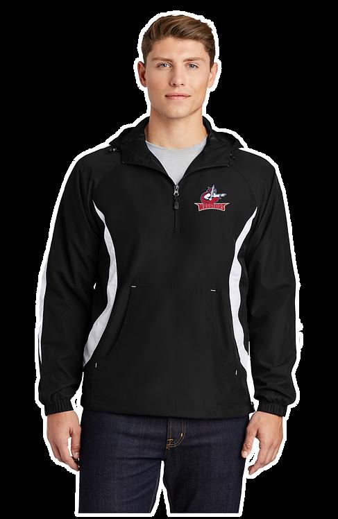 WARRIORS BASEBALL Anorak Jacket (Adult) (JST63_28)