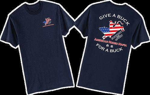 American Rodeo Mafia - Support T-shirt - ARM1250