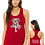 Thumbnail: CHICKY RACER BACK TANK (LADIES) (BC6008)