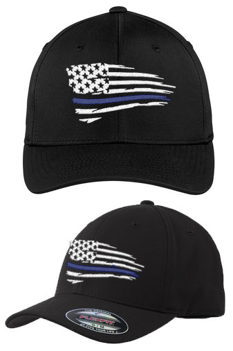 TL - FLEXFIT - WAVE FLAG - 4 Line Colors