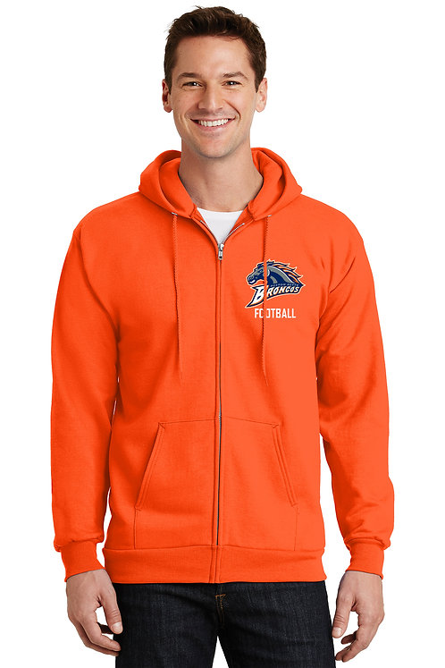PBHS Zippered Hoodie (2 colors)
