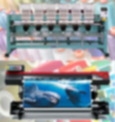 Printer and Embroider Machines