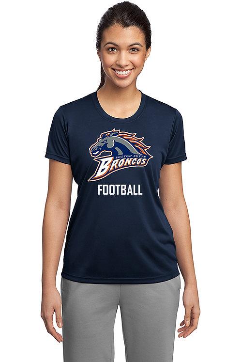 PBHS LADIES Cut Dri-Fit Mascot T-shirt (2 colors)