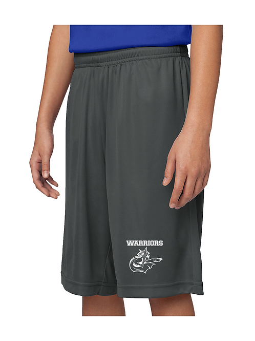 WARRIORS Shorts (Youth and Adult) (ST355_12)