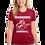 Thumbnail: WARRIORS BASEBALL Dri-Fit Ladies Cut T-shirt (LPC380)