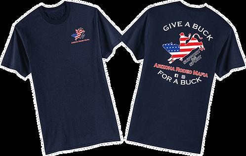 Arizona Rodeo Mafia - Support T-shirt - ARM1250