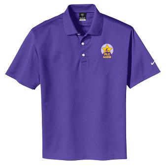 AAEM 203690 NIKE Dri Fit Polo (4 colors)  STAFF