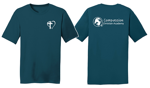 COMPASSION Dri-Fit T-shirt - 3 Colors - (Youth and Adult)