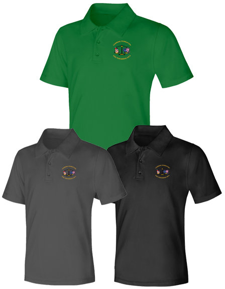 LFPA Dri Fit Polo