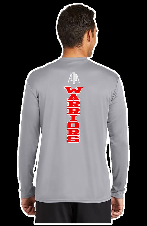 WARRIORS SPINE Long Sleeve Dri-Fit T-shirt (Adult) (PC380_16)