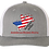 Thumbnail: AMERICAN RODEO MAFIA- ADJUSTABLE RICHARDSON HAT - 4 COLORS - ARM12