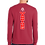 Thumbnail: WARRIORS SPINE Long Sleeve Basic  T-shirt (Adult) (PC55LS_14)