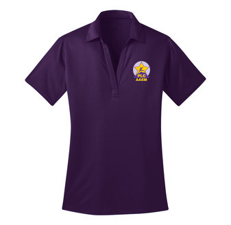 AAEM L540 Dri Fit Polo (6 colors)  STAFF