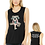 Thumbnail: CHICKY FLOWY SCOOP TANK (LADIES) (BC8803)