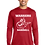 Thumbnail: WARRIORS BASEBALL Long Sleeve Dri-Fit T-shirt (Adult) (PC380_14)