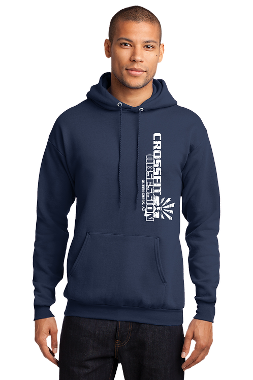 OBSESSION DOWN SIDE PULLOVER HOODIE (ADULT) (6 colors) (PC78H)