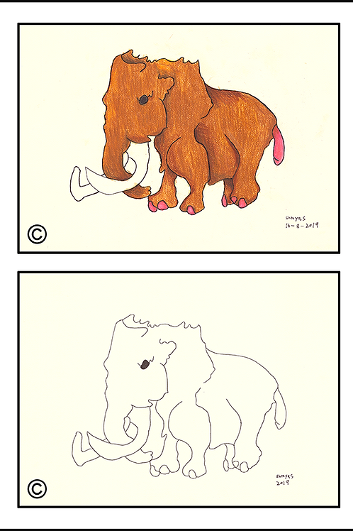 Brown Mammoth