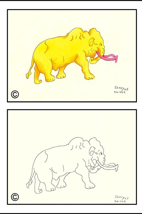 Yellow Mammoth