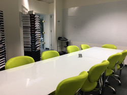 Small and intimate classrooms