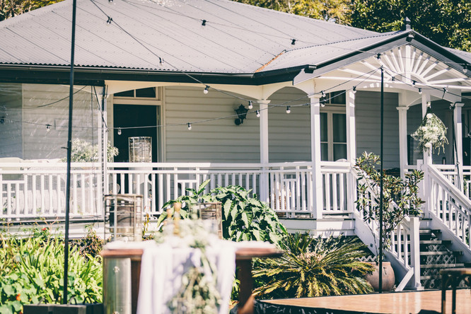 Rosewood Estate Wedding Venue