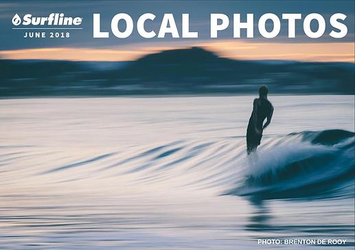 Surfline x Brenton de Rooy