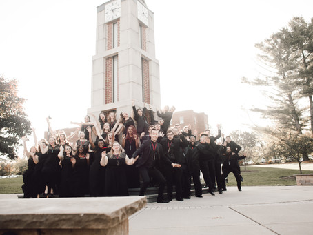 The Roberts Chorale: Fall Semester Newsletter