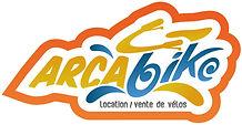 Logo Arcabike locton vente reparation velos