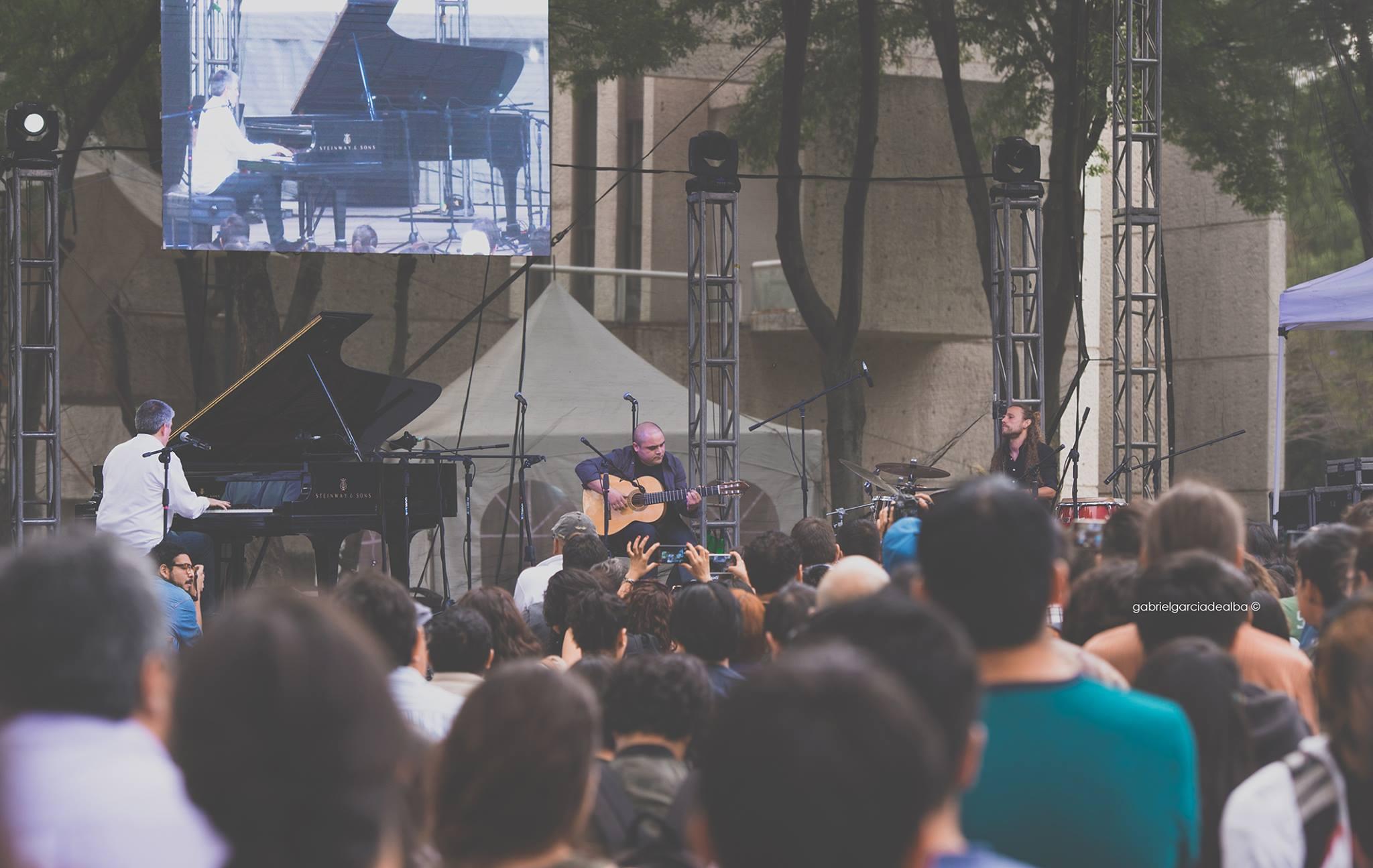 Festival Eurojazz México 2016