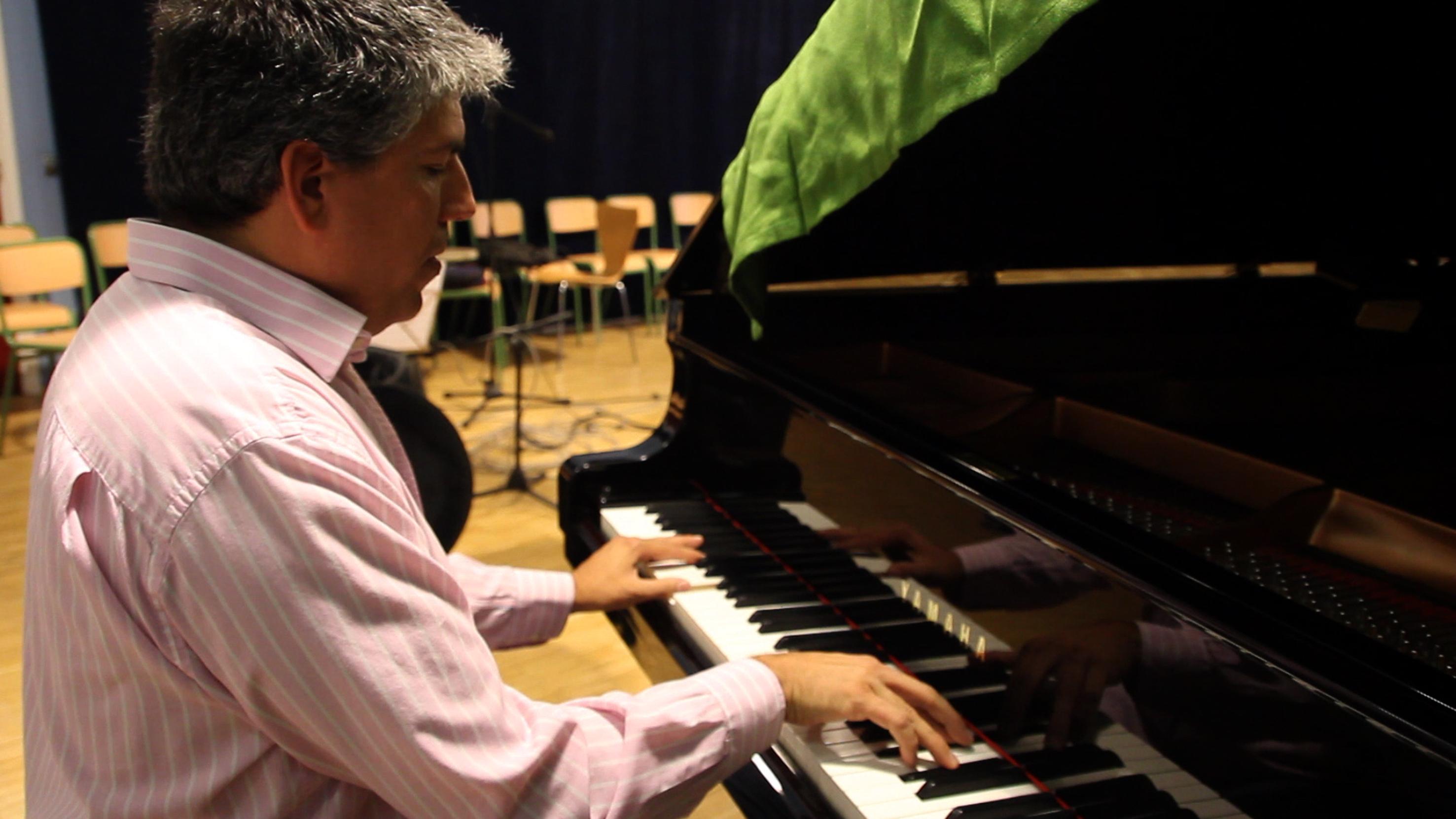 """Recording """"La Grandalla"""" 2012"""