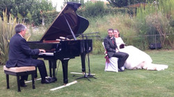 My Brother Pol wedding
