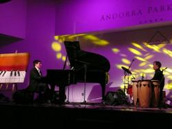 Latin Stride Piano Concert 2010