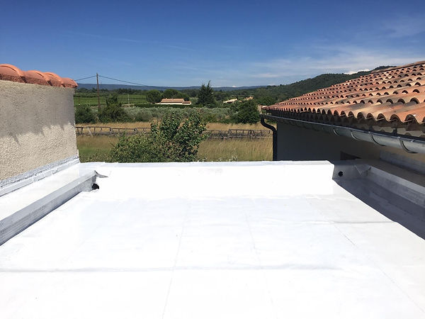 toit terrasse imperméable