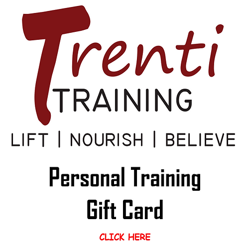 One 60 Minute In Gym Personal Training Gift Card