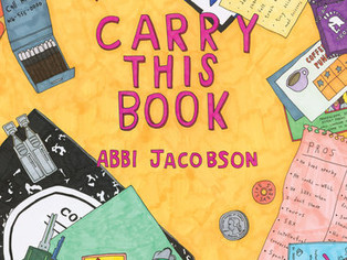 Book Review: Abbi Jacobson, Carry This Book