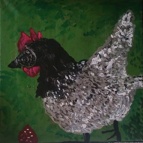 Andalusion Chicken