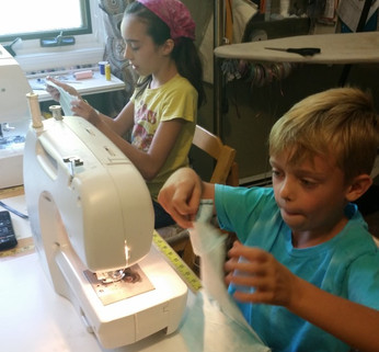 Eva and Erich sewing 2016.jpg