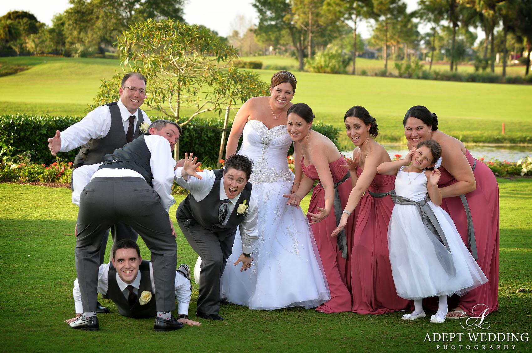 Brides & Wedding Parties
