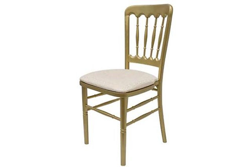 Gold Chateau Chair