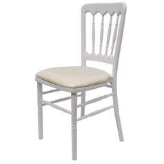 Whit Chateau Chair
