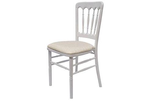 White Chateau Chair