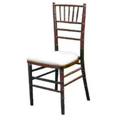 Walnut Chiavari Chair